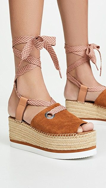 c789ed936 Glyn Amber Lace Up Espadrilles in 2019 | Fashion - Things I Need ...