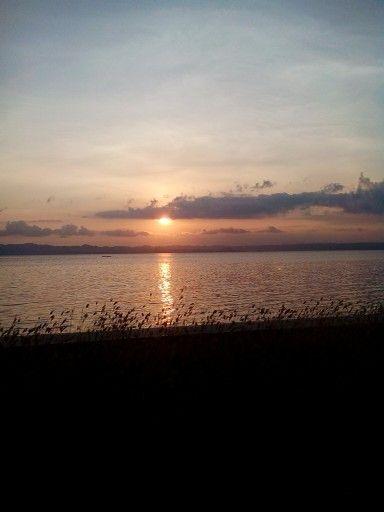 Sunset in Salakan, Banggai Kepulauan