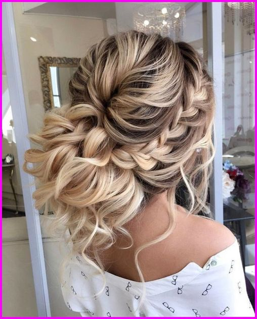 20 beautiful wedding updos