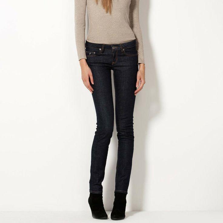 """Γυναικείο παντελόνι τζιν """"Mira 153"""" Seven L.A.  http://brands4all.com.gr/collections/smart-collection-11/products/seven-l-a-mira-153"""