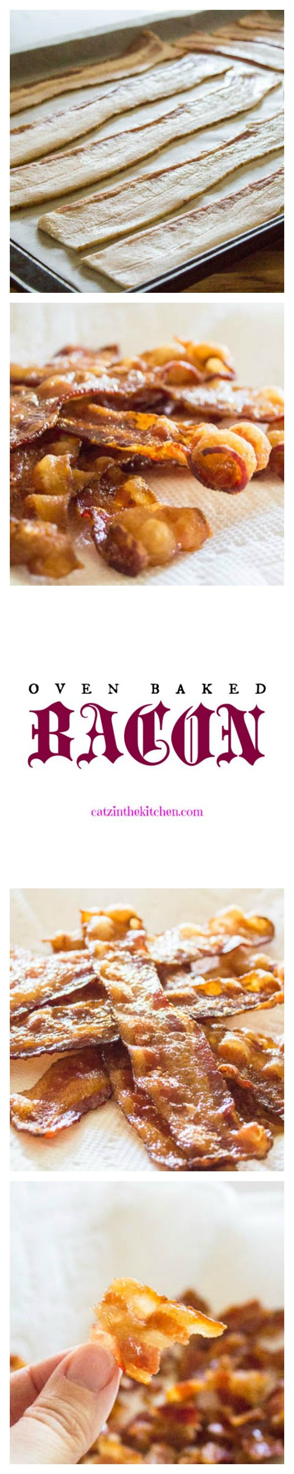 25+ Best Oven Baked Bacon Ideas On Pinterest  Oven Bacon, Turkey Bacon  Recipes And Bacon