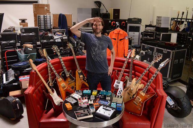 Clases de Guitarra : Pablo Bartolomeo: Paul Gilbert (Shows)