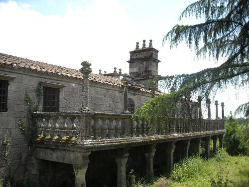 85 best images about pazos gallegos y casas de campo en - Casas de campo en galicia ...