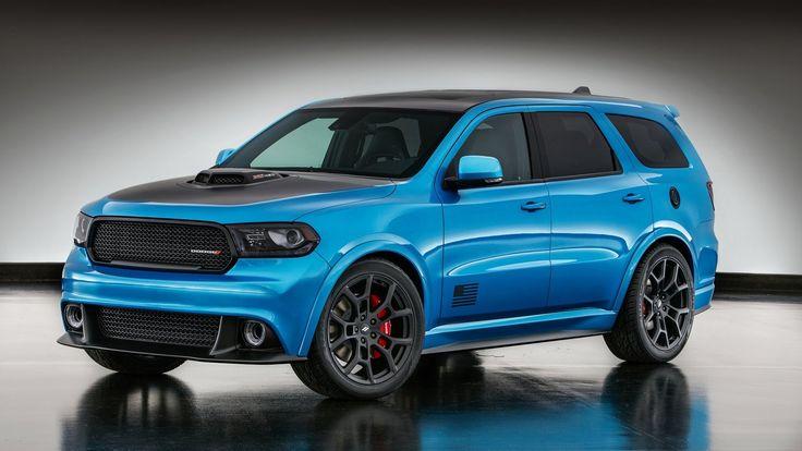 Dodge Durango Shaker Concept First Look #DodgeDurango #SUV #ConceptCars