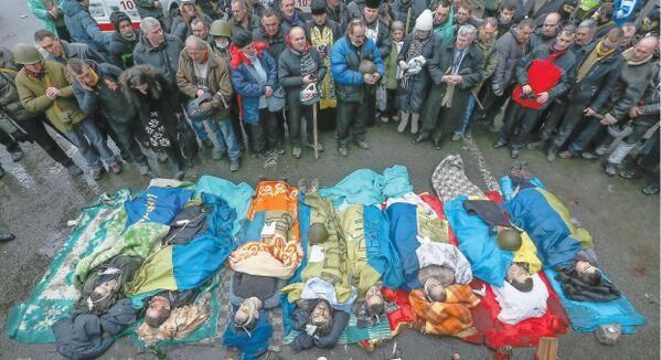 What's happening in Kiev...