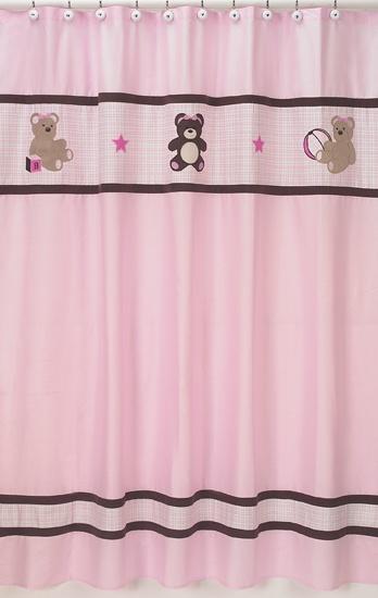 Barbie shower curtain 2