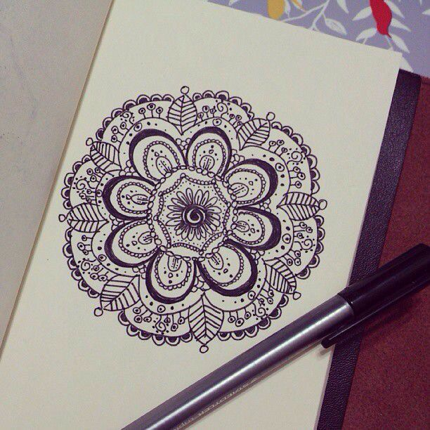 Mehndi Zentangle : Best images about mandala addiction on pinterest