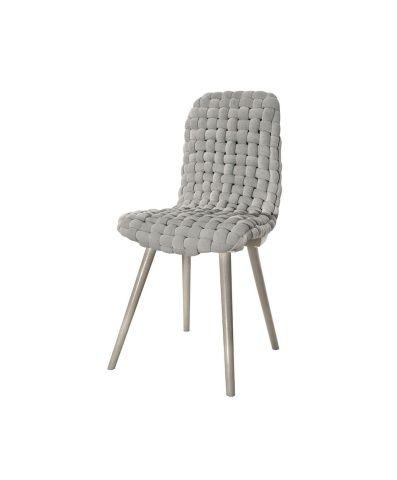 Krzesło z kolekcji WEAVE