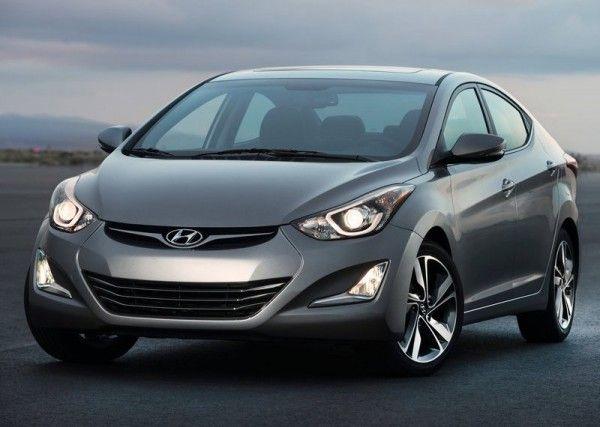 2014 Hyundai Elantra Sedan Silver Images 600x427 2014 Hyundai Elantra Sedan Reviews and Design