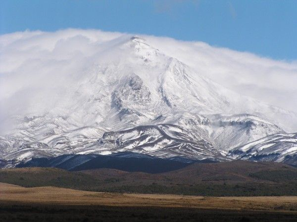 Mount Ruapehu - Photo Credit - Cusegoyle  All about the SLOPES of NZ