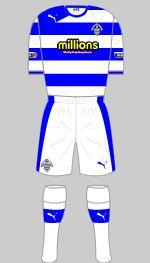 Greenock Morton - Historical Football Kits