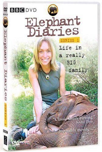 Elephant Diaries - Series 1 DVD Michaela Strachan, Jonathan Scott - Click picture for details