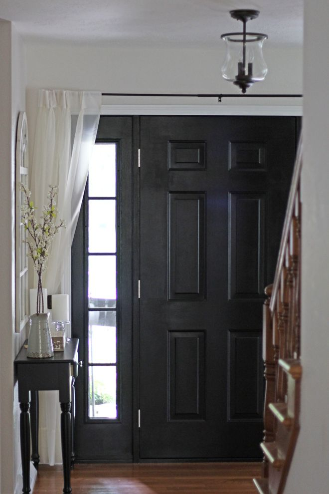 Foyer Door Curtains : Best images about front halls mud rooms entry fabulous