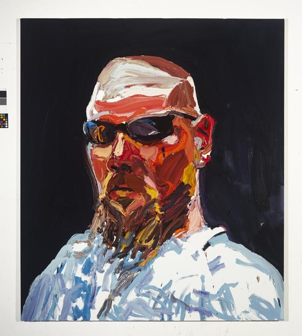 The Evo Project no. 2 by Ben Quilty