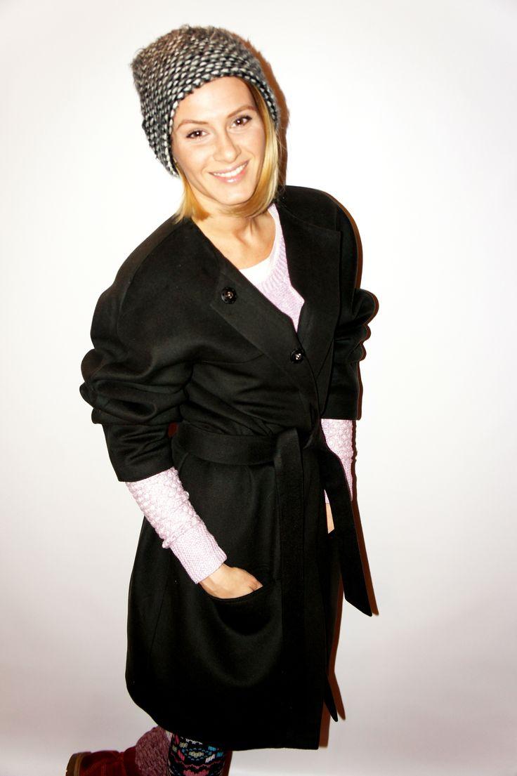 Stella Maccartney inspired coat 10/2013 modelo 103.