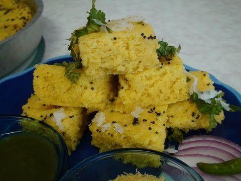 Instant Khaman - Gujarati Cuisine by Bhavna