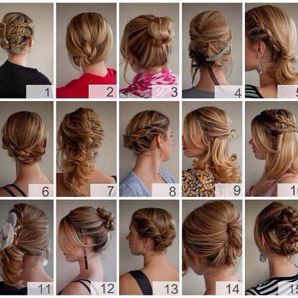 Full Instructions, Hints And Tips For Creating Over 30 Hairstyles At Home.  I Need All The Help I Can Get! Full Instructions, Hints And Tips For  Creating ...