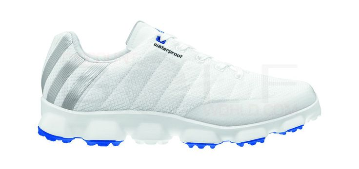 Adidas Crossflex Shoes Ahtletic Design, Lightweight, Spikeless Outersoles, InnovativeTechnology Mens Golf Shoes
