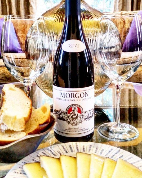 2015 Cru Morgon - Beaujolais-Villages