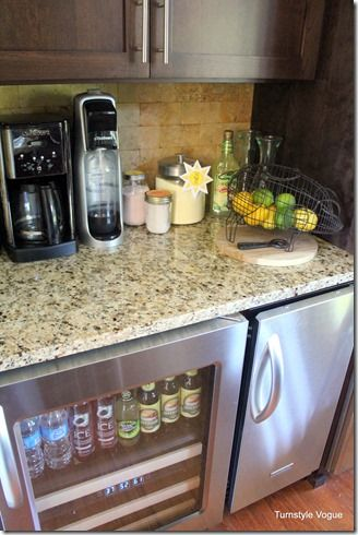 25 Best Ideas About Beverage Stations On Pinterest