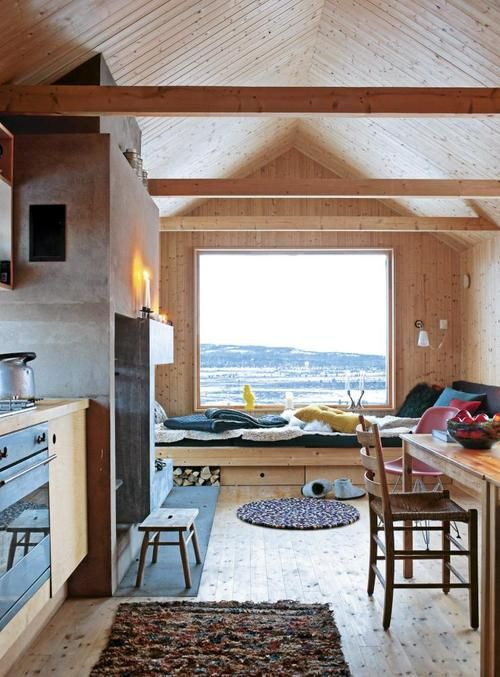 nordicform:  Valdres Cabin, Aas/Thoulow