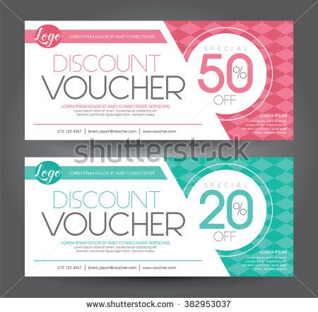 99 best Vouchers images on Pinterest Gift voucher design, Business - discount coupon template