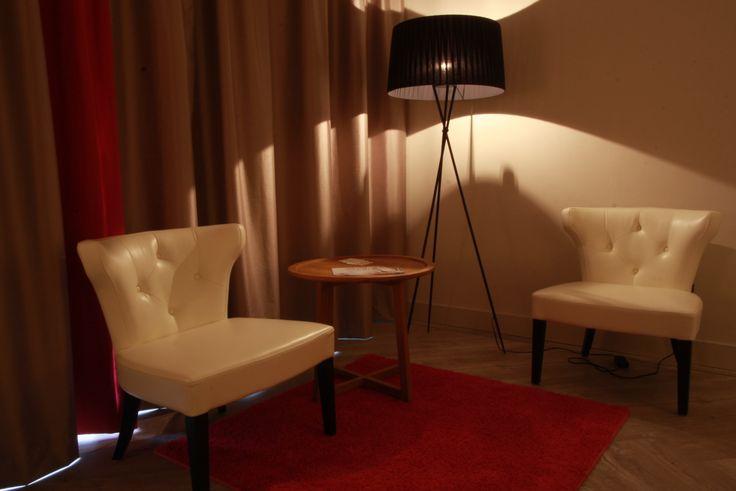 Comfort kamer zithoek