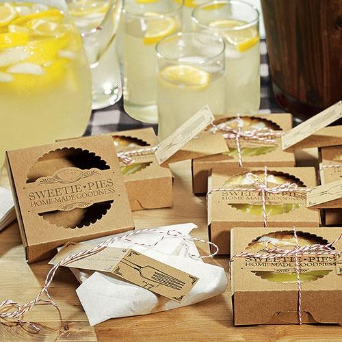 """""""Sweetie Pie"""" Mini Pie Packaging Kits"""