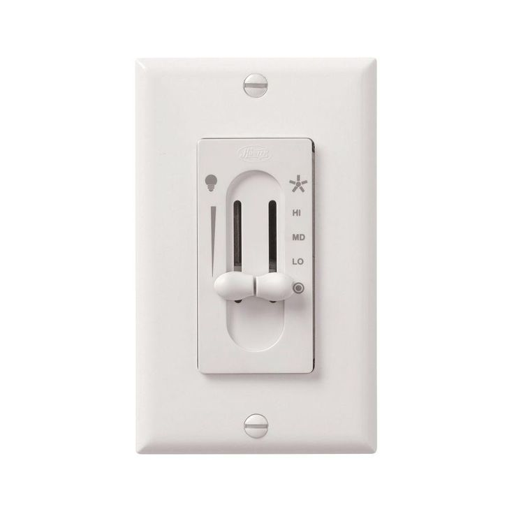 ceiling fan with light dimmer switch