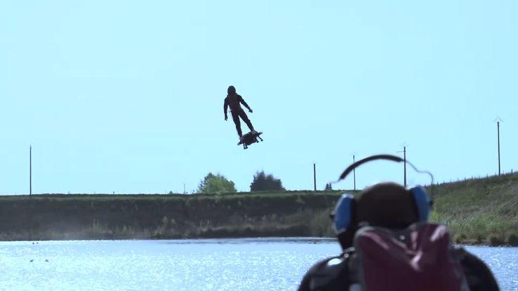 Flyboard® Air Test 1 4K
