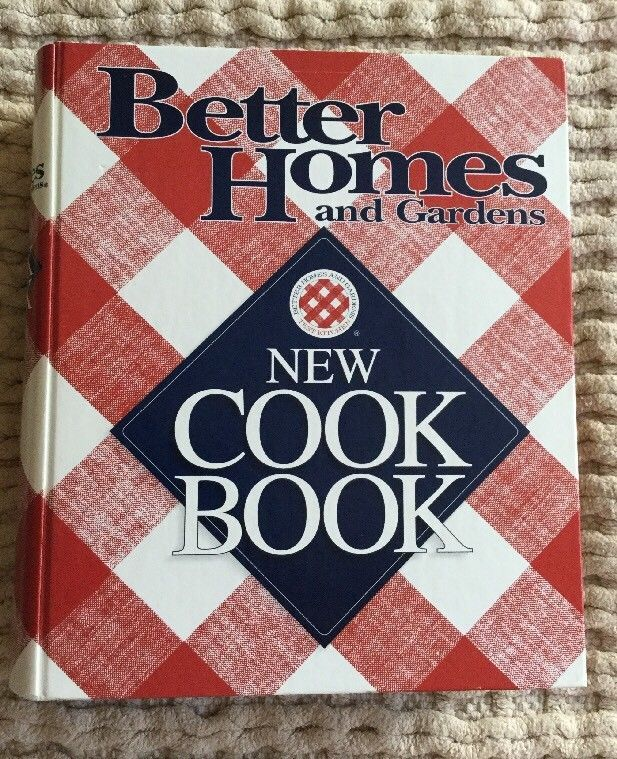 better homes and gardens new cookbook 1996 5 ring binder 11th