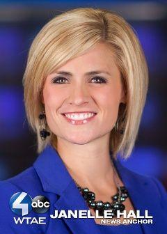 Janelle Hall - WTAE News Anchor | Janelle Hall | Pinterest ...