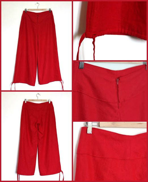 Faire d'un vieux pantalon un patron de couture !