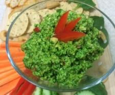 Recipe Baby Spinach with Cashew and Parmesan by leonie - Recipe of category Sauces, dips & spreads