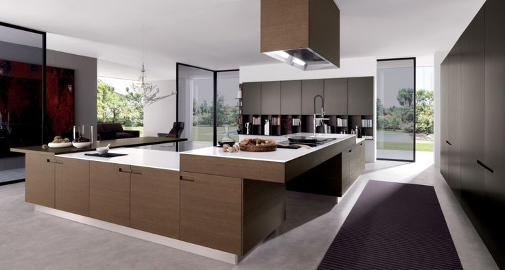 Assim kitchen: design authoritative  Wooden kitchen Assim: harmony and refinement of the original handle asymmetrical design enhances the authoritative individual, distinctive doors. The model Assim takes its name from the exclusive handle asymmetric, formed in the thickness dell'antain two lengths, 15 and 30 cm, and is the main mark of originality design of the kitchen itself.