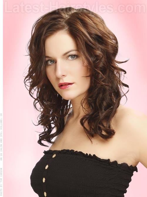 Wondrous 1000 Images About New Do On Pinterest Oval Faces Medium Length Hairstyles For Women Draintrainus