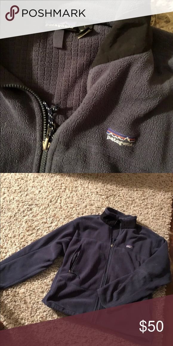 Men's Patagonia Fleece Jacket Great winter fleece coat! Patagonia Jackets & Coats Utility Jackets