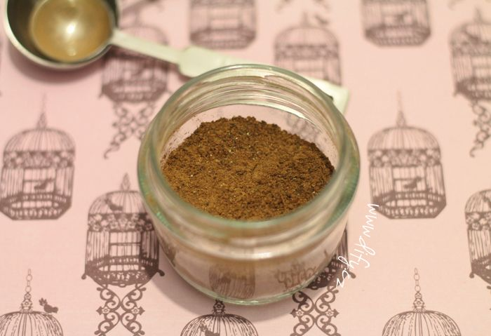 Masala chai koření II – s citronovou kůrou