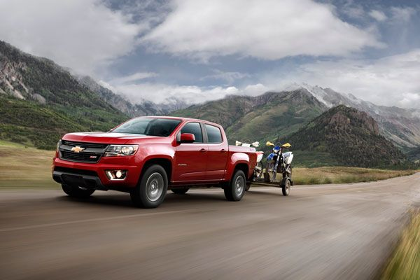 The midsize truck market needs a revival, and just in time, here comes the new 2015 Colorado. The smallest Chevy pickup may not rival its big brother, the Silverado, in hauling or towing. But on a tight trail, the Colorado is the truck to have.  The Colorado is built on a modified version of the Silverado chassis, yet its proportions are much trimmer, so fewer branches and boulders will catch the body and frame of a Colorado. And the smaller pickup can be equipped with the Z/71 off road…