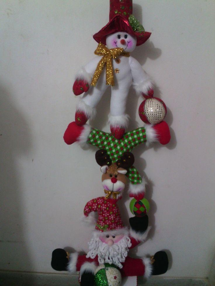Torre amigos navidad