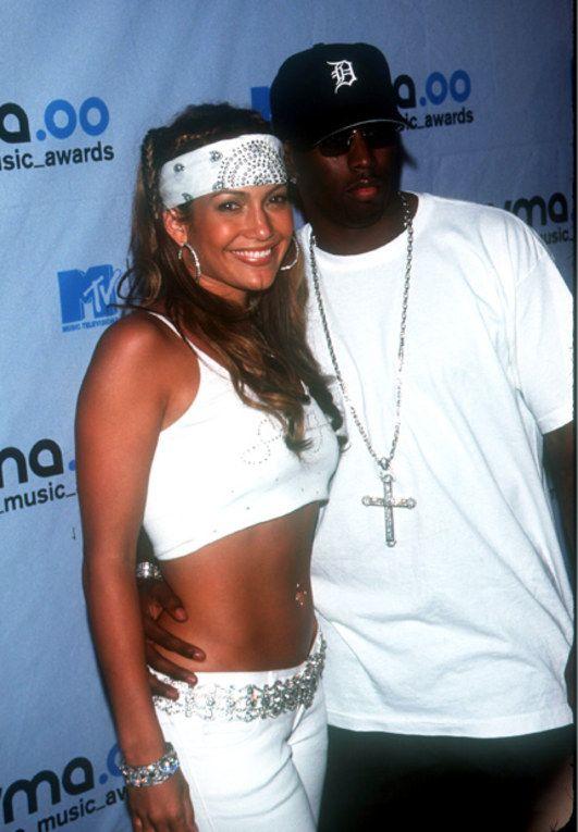 Jennifer Lopez e Sean Combs