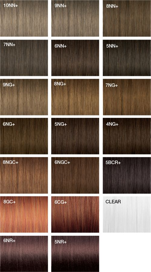Vero K Pak Color Age Defy Swatches Joico Hair Colors I