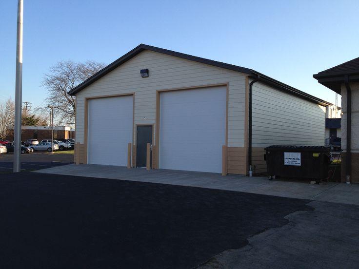 12 best finished garages images on pinterest finished for Garage built ins