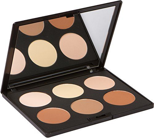 Contour Kit and Highlighting Powder Palette (Cruelty Free and Paraben Free) by Elizabeth Mott >>> Click image for more details.