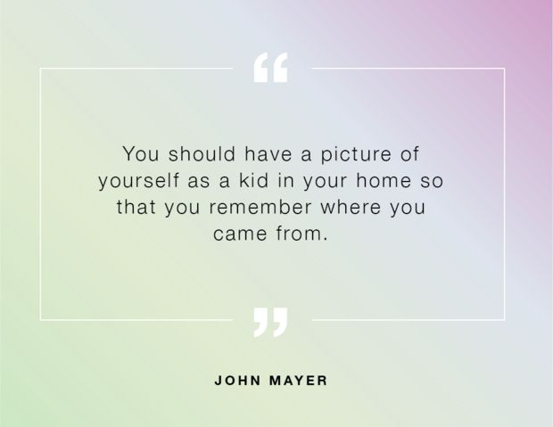 Interior Design Quotes John Mayer