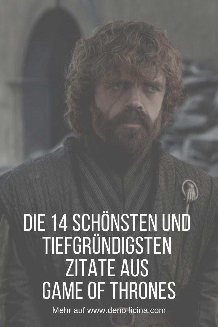 Zitat Game Of Thrones