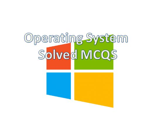 Operating System Solved Mcqs Set 5  Operating System Solved Mcqs Set 5   1. The unit of dispatching is usually referred to as a .. A) Thread B) Lightweight process C) Process D) Both A and B 2. .. is a example of an operating system that support single user process and single thread. A) UNIX B) MS-DOS C) OS/2 D) Windows 2000 3. State true or false. i) Unix support multiple user process but only support one thread per process. ii) A java run time environment is an example of a system of one…