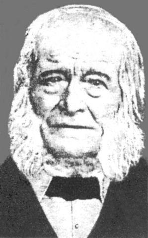 """Jan """"Boomplaats"""" Visser, veteran of the Battle of Bloodriver and first member of parliament for Potchefstroom. His nickname was due to the fact that he stood his ground at the Battle of Boomplaats (1848) and was the last to retreat the British onslaught"""