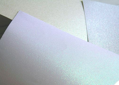 emember when we showed you a few samples we created with Printable Glitter paper? In case you missed it, you can see that post here.  Well … we received such rave reviews that we have decided to add this amazing product to our line up of specialty papers; in white, silver and champagne. How exciting is this? Glitter without the mess, so cool! Click here to purchase it on our website.