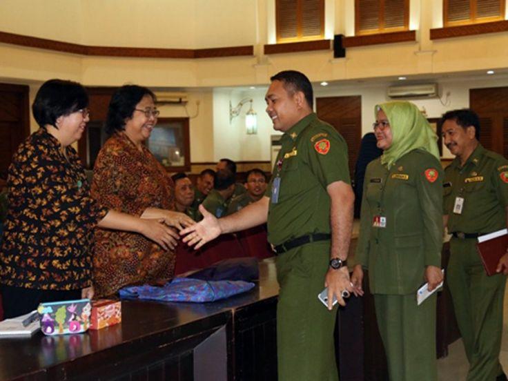 Wakil Wali Kota Jakarta Pusat,Arifin tiba di Lokasi